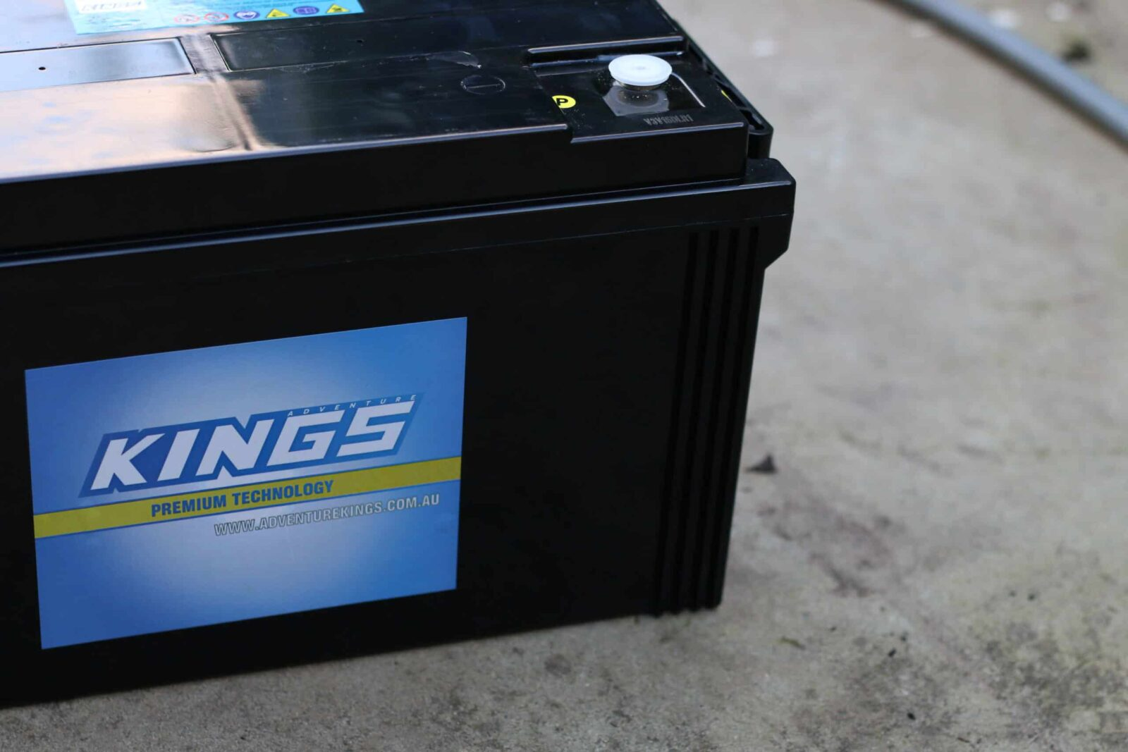 Deep Cycle Battery Voltage & State Of Charge